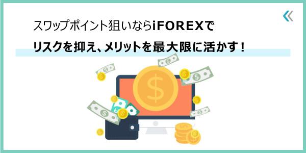 iFOREXはスワップ狙いにもってこいの海外FX業者のまとめのアイキャッチ画像